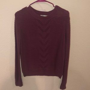 Urban Outfitters purple sweater size Small